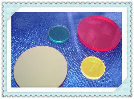 Optical Color Filter for Camera