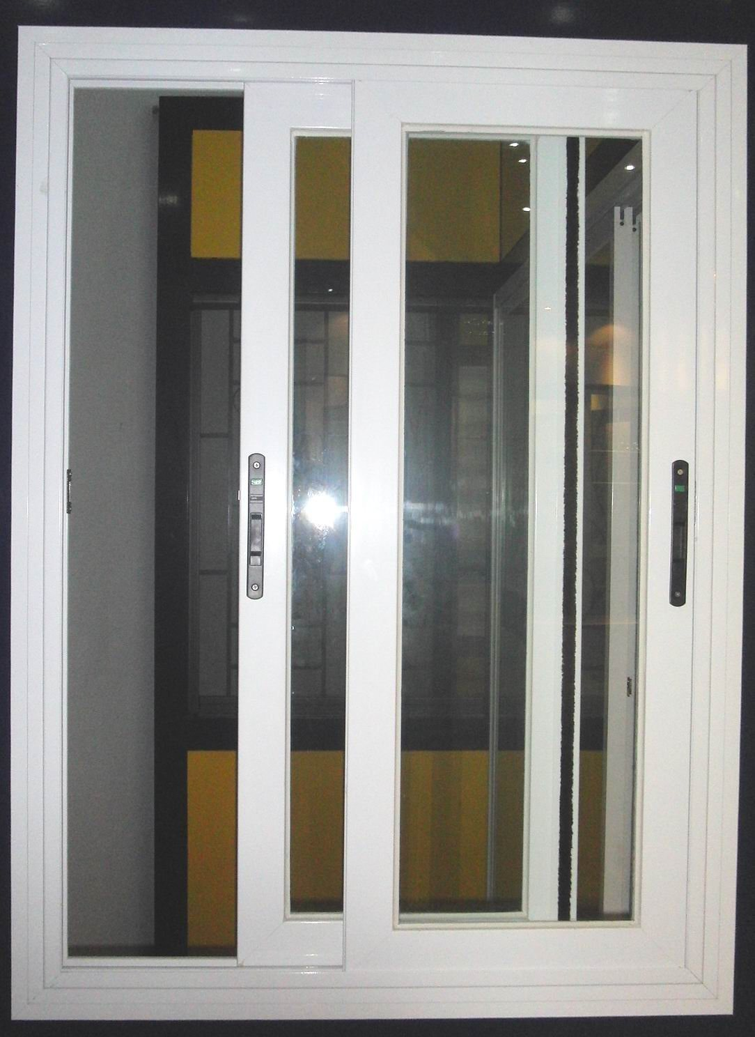 China wanjia upvc sliding window c p s w 001 photos for Cheap sliding glass doors