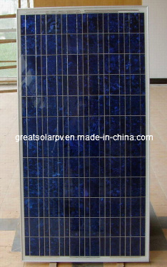 Poly Solar Panels 100watt Mainly OEM/ODM to UAE, Nigeria, Pakistan, Mexico etc (GSPV100P)
