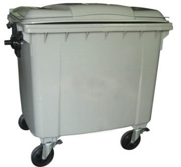 1100L Plastic Garbage Waste Container (FS-801100)