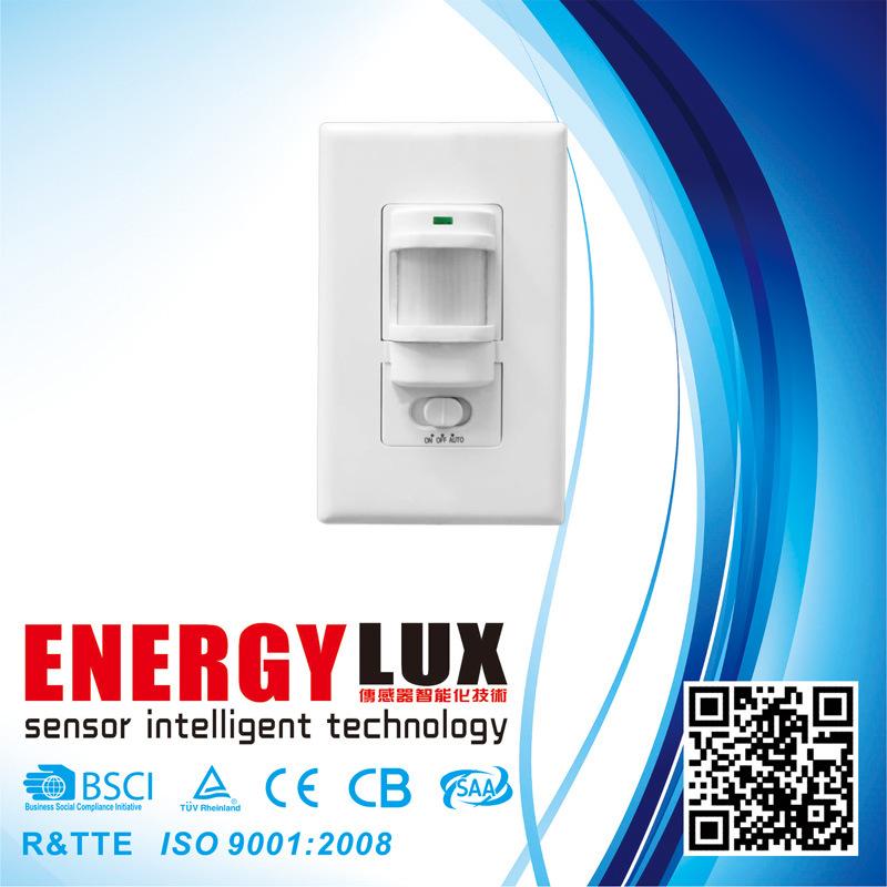 ES-P28A/B Competitve Wall Install Infrared Motion Sensor