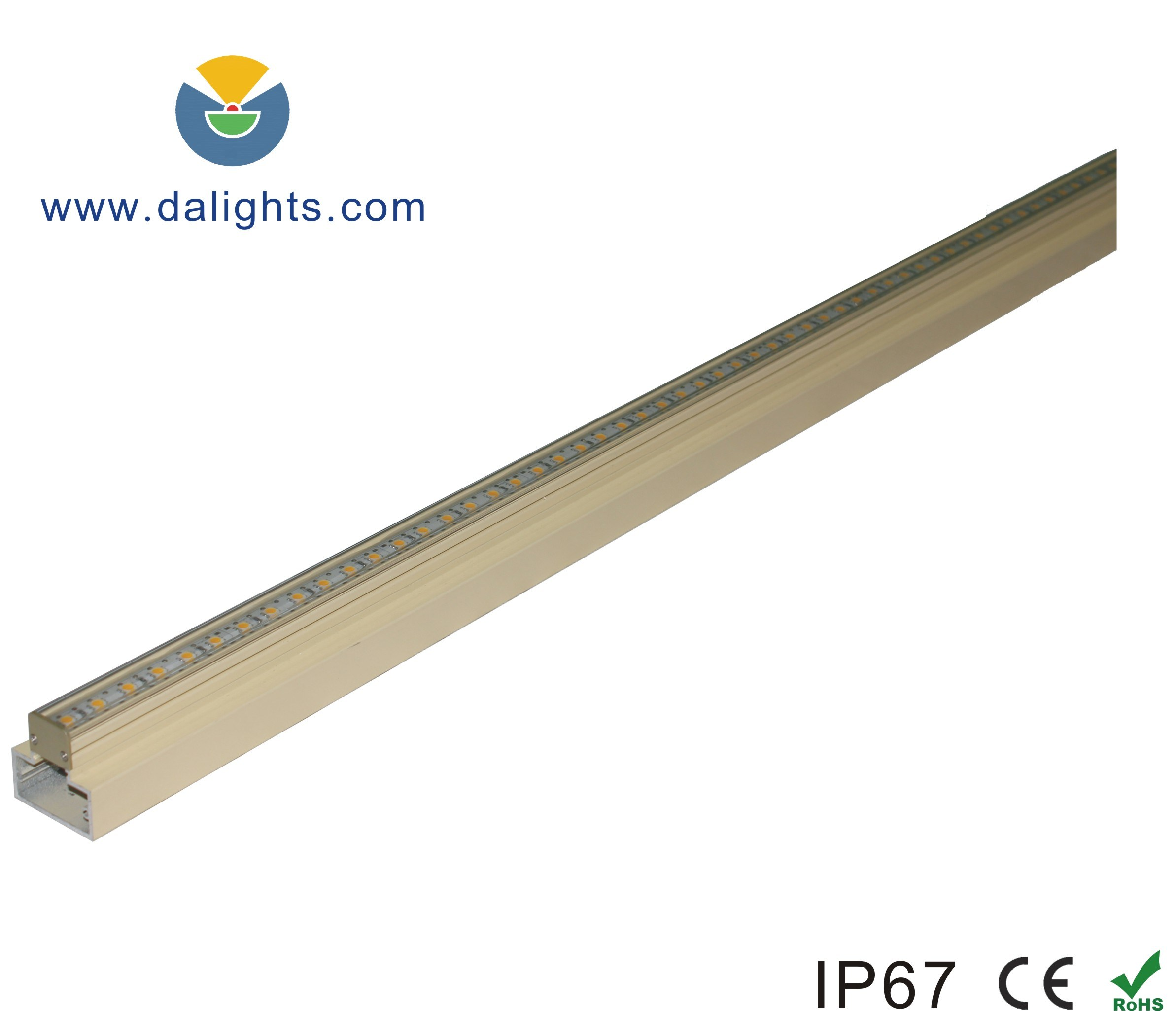 Waterproof Samung SMD2833 LED Rigid Bar