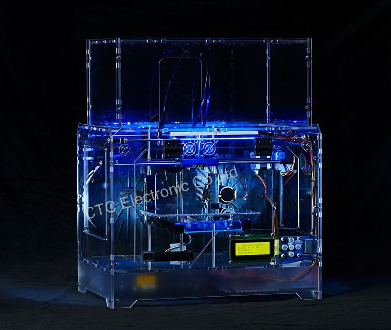 Cheapest Warp Curl Free Machine 3D Printer