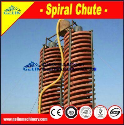 Zircon Ore Dressing Equipment Spiral Separator