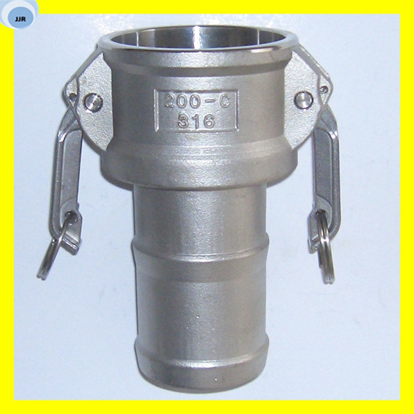 Aluminum Camlock Coupling Dust Cap Coupling Dust Plug Coupling