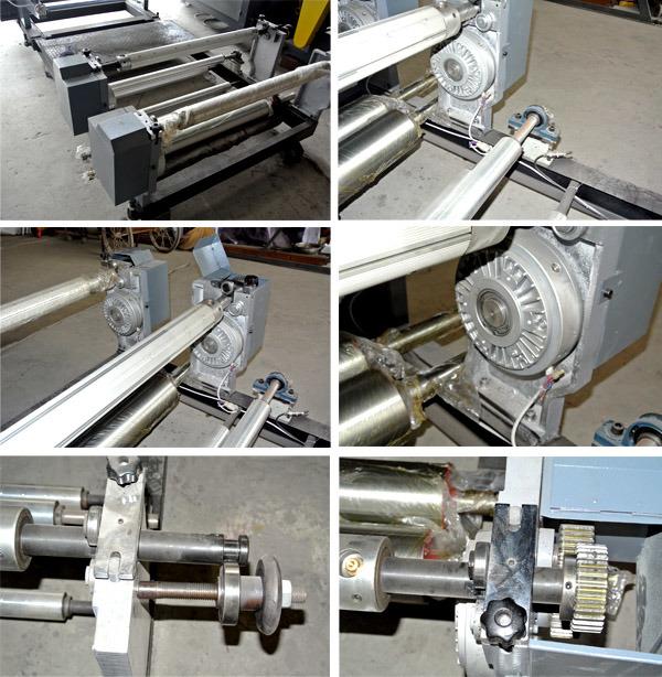 Two-Colour Flexible Printing Machine