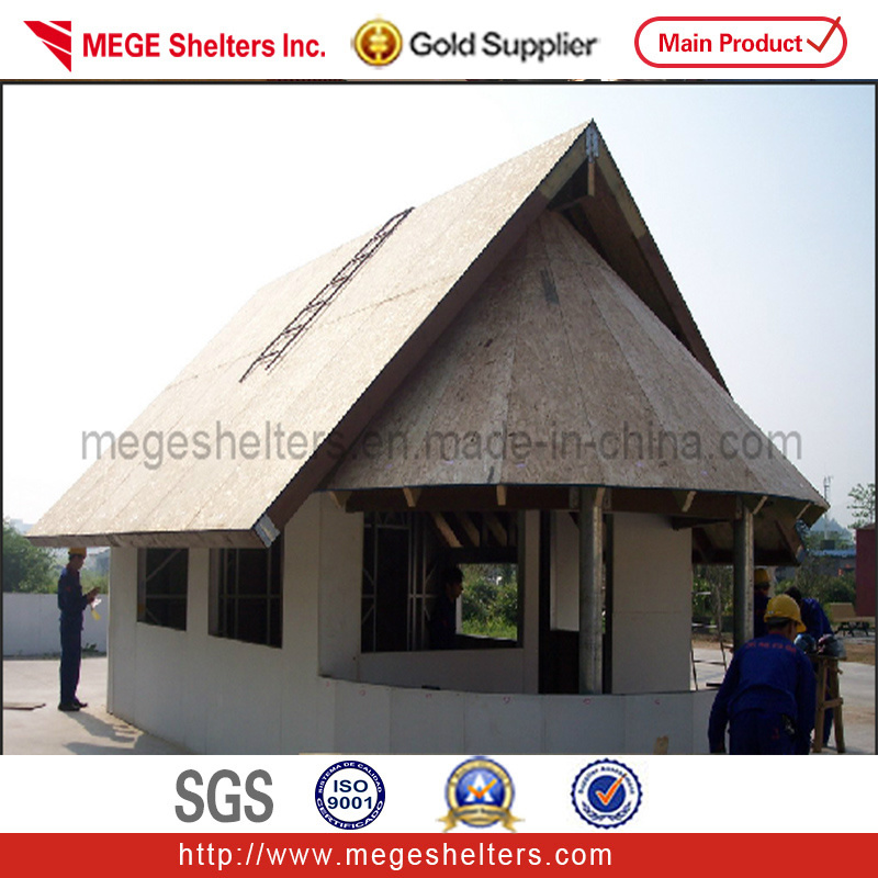 Prefabricated Sips House Osb Sandwich Panel Photos