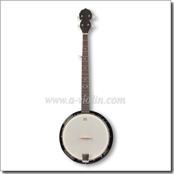 OEM 5-String Mahogany Chrome Rosewood Banjo (ABO185)