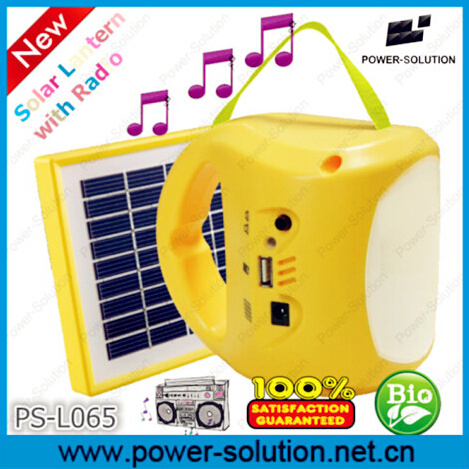 2015 Hottest Multifunctional Solar Radio with Torch and Solar Phone Charger