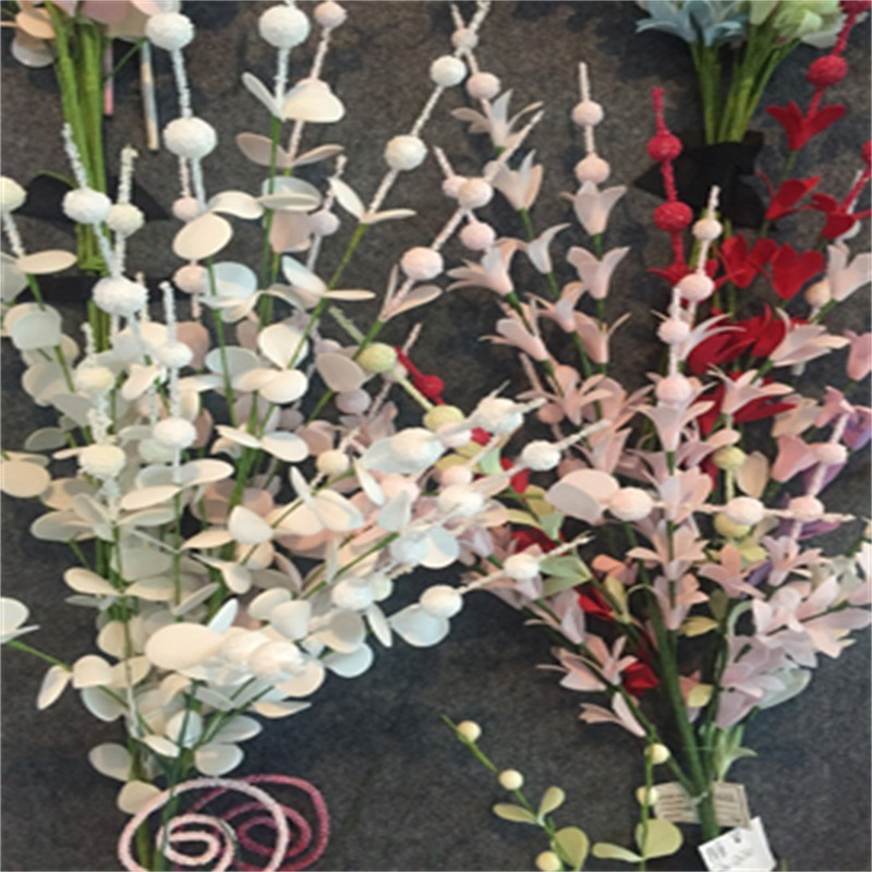 The Paper Flower for Home Decoration