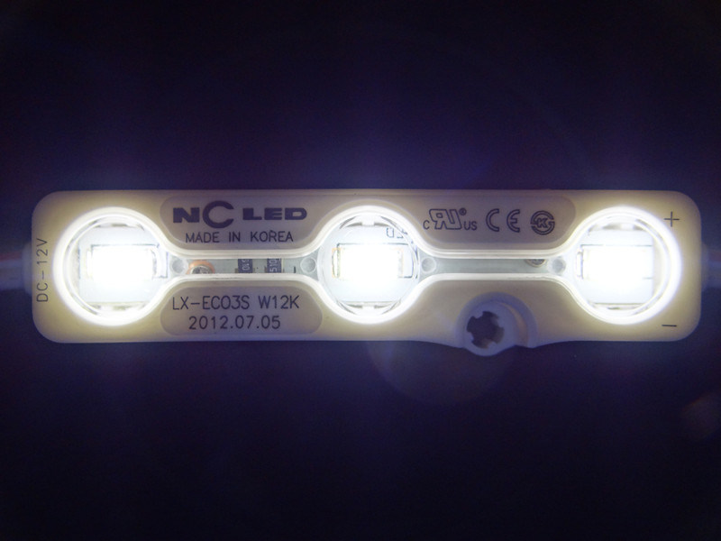 China Hot Sale ABS Injection 5730 LED Module with Lens for Sign