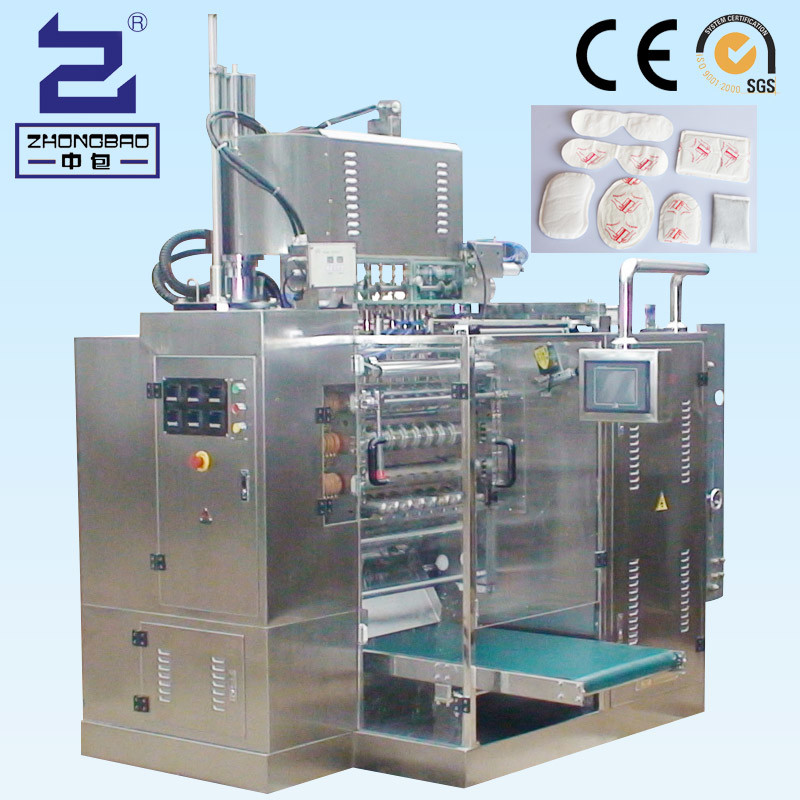 Powder Material Four-Side Sealing and Multilane Packing Machine