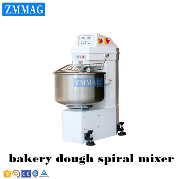 Single Shaft and Double 100kg Spiral Mixer Lifting Head (ZMH-100)