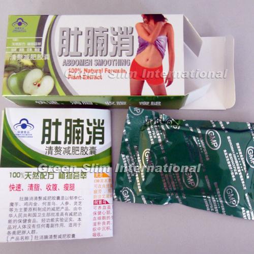 Abdomen Smoothing 100% Herbal Slimming Diet Pills