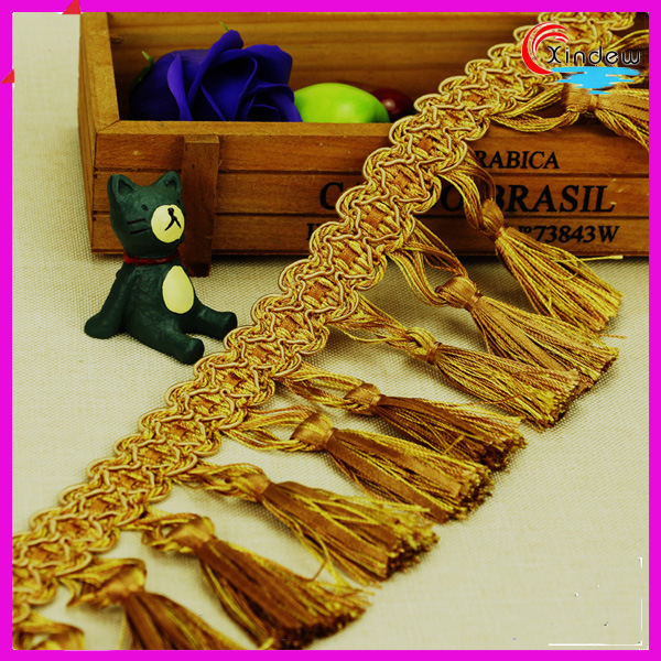 Polyester and Cotton Tassel for Home Textile