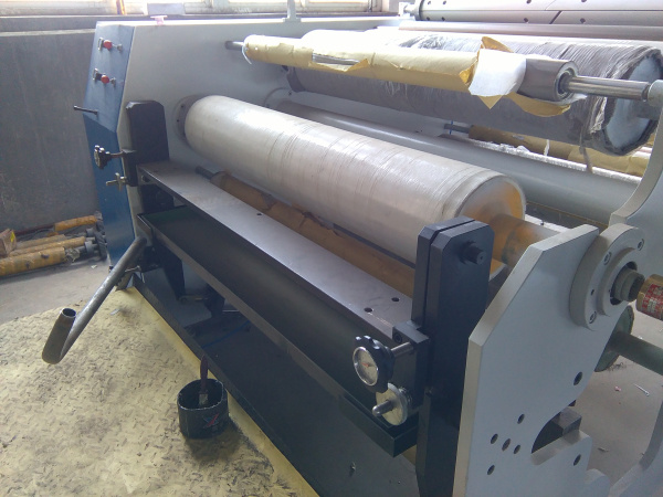 Slot Die Paper Label Coating Machine