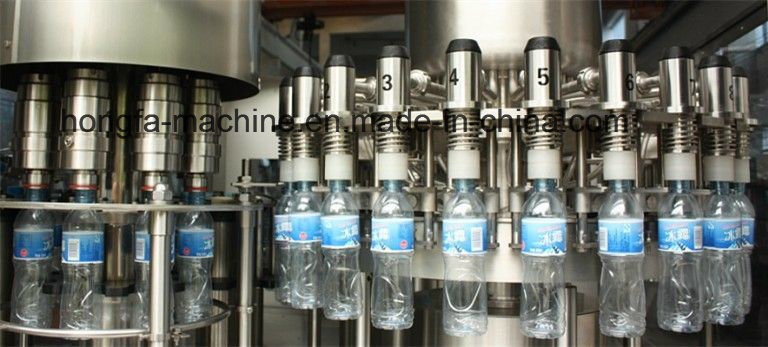 24-24-6 Full-Automatic Water Bottling Machine