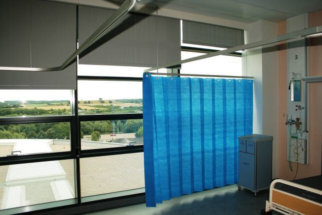7.5m Width Disposable Cubicle Curtains