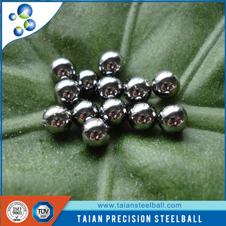 Kinds of Steel Ball Precision Steelball 6.35mm Chrome Steel Ball