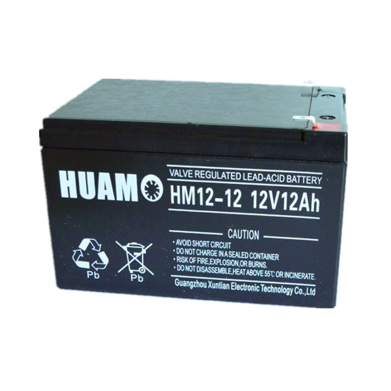 Dry Battery 12V for UPS, 12V 12ah Battery (6-dzm-12 battery)