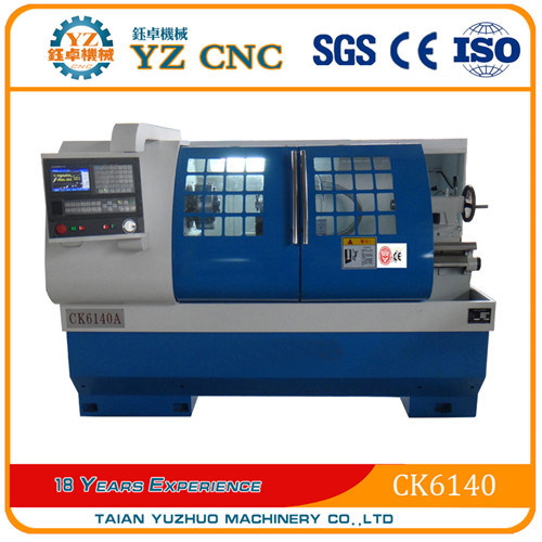 Chinese Horizontal Precision CNC Lathe Price