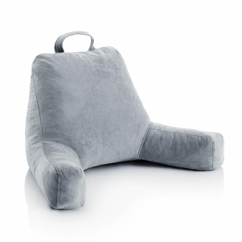 Shredded Foam Back Reading Pillow