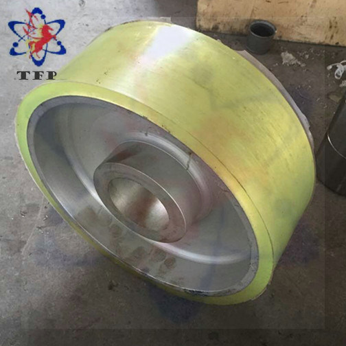 Wear Resistance Polyurethane Roller with Aluminum Core