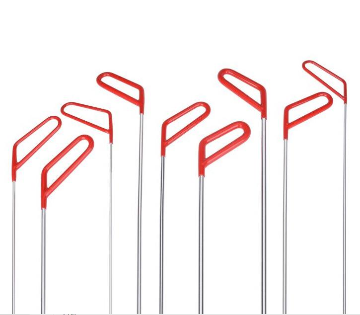 Super Pdr Brand Pdr Rods Hooks Manufacturer