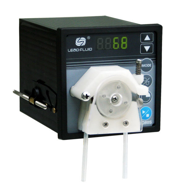 Bq80s Micrometeor Speed Mini Variable Peristaltic Pump/ Pharmer Catalyst Pump Flow Rate 0.005-32ml/Minute