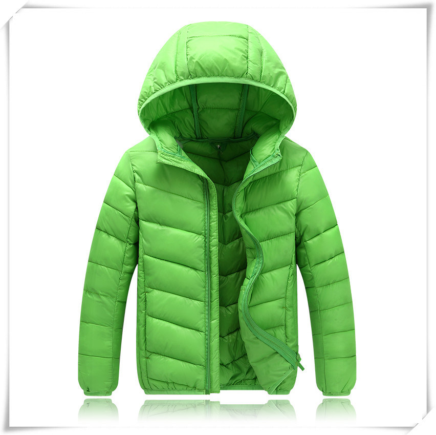 Light Weight Warm Winter Coat Down Jacket with Factory 601