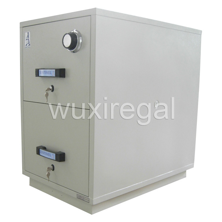 Reputable Sentinel Fireproof File Cabinet, Vertical Steel Cabinet (UL824FRD-II-2012)