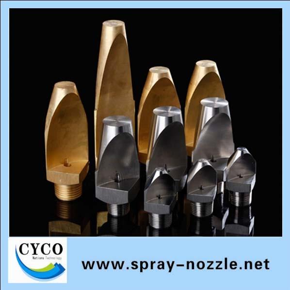Impact Spray Nozzles Flat Fan Spray Nozzle