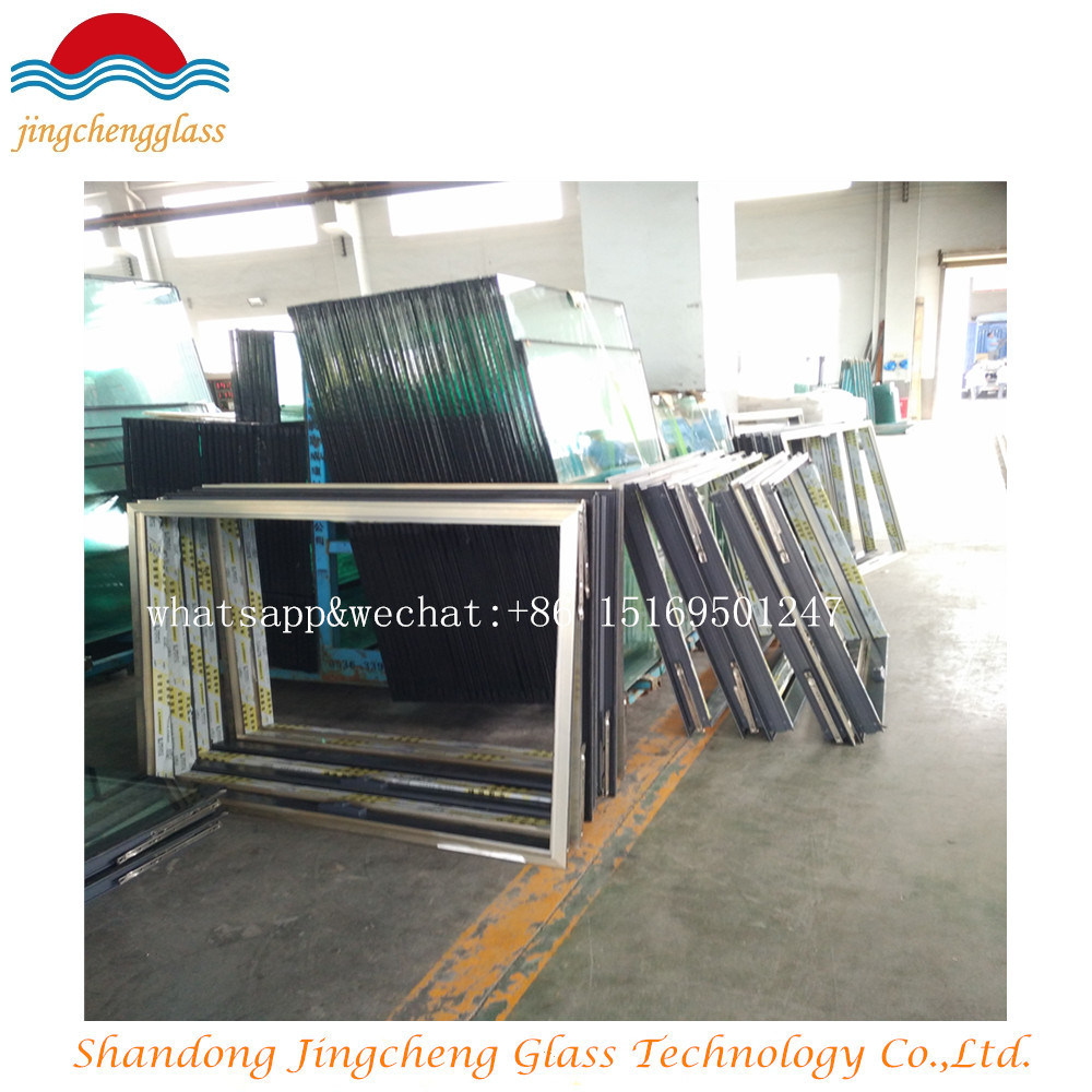 5mm-19mm Tempered Insulating Laminated Glass