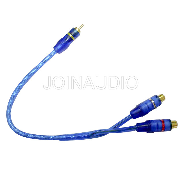 China Rca Cable Y Cable 1m 2 Female Photos Amp Pictures