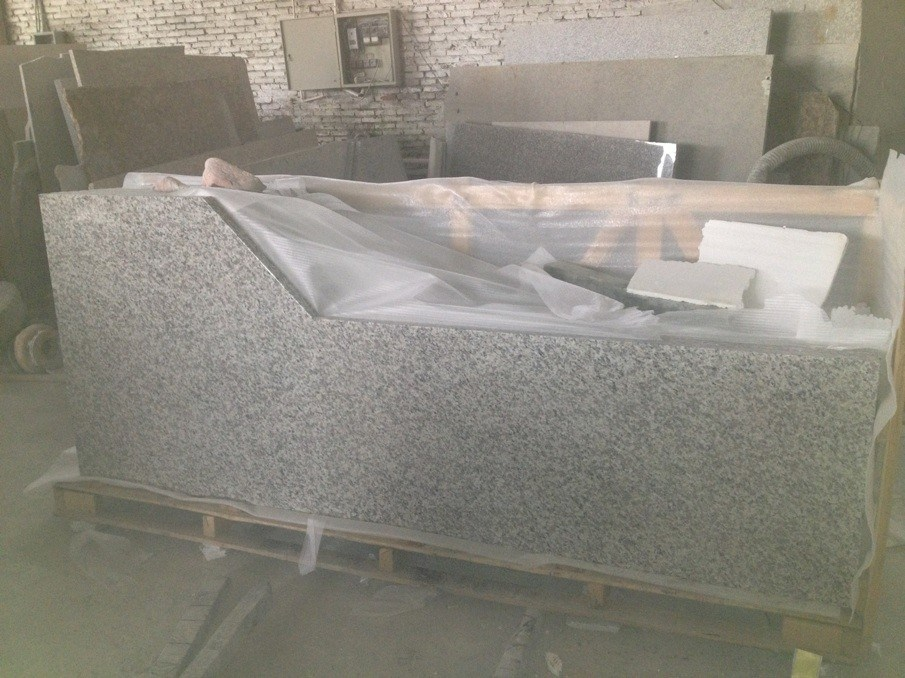 China Granite Marble Quartz Stone Vanity Top And Kitchen Countertop G682 G640 G664 G603
