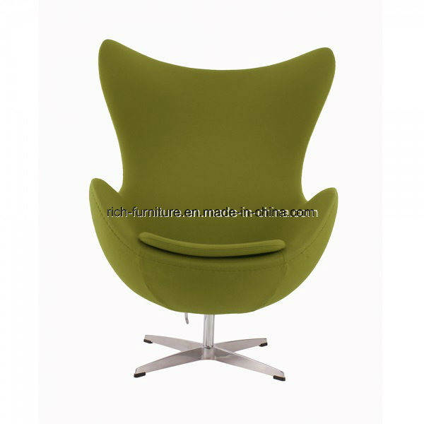 Modern Classic Designer Egg Leisure Chair for Hotel, Living Room,