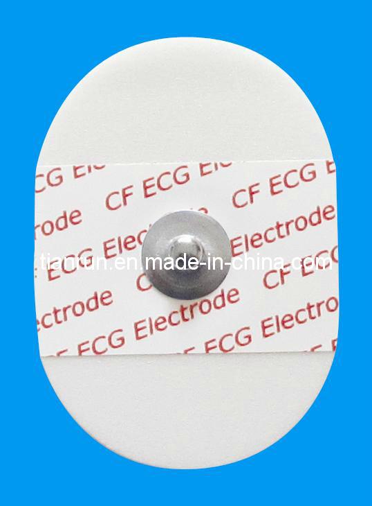 Disposable Medical ECG Electrode for Cardiac Monitoring