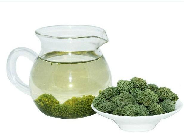 Sanchi Flower Sanqi Flower Flos Notoginseng Tea Health Tea Herbal Tea