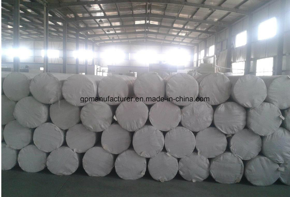 Needle Punched Non Woven Geotextile for Highway/Railway/Geopot