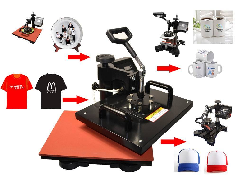 What Is a Heat Press Machine