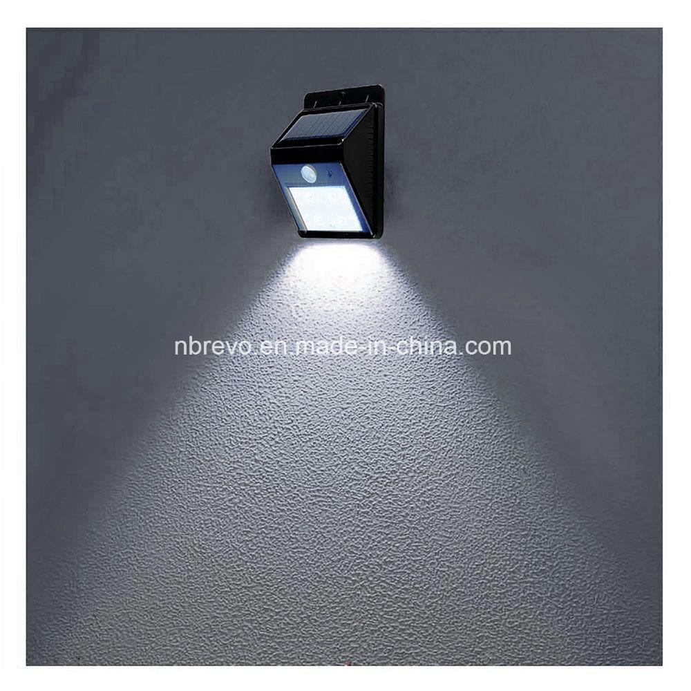 16LED Solar Powered PIR Motion Sensor Garden Light (RS2003-16)