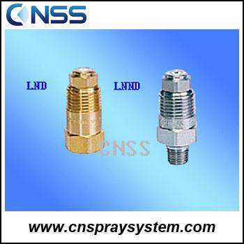 Lnnd Hydraulic Atomizing Nozzle Fine Misting Nozzle