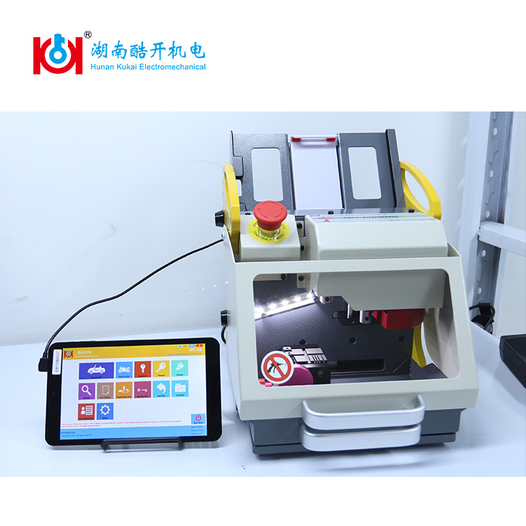 Upgraded Version Portable Key Cutting Machine Sec-E9