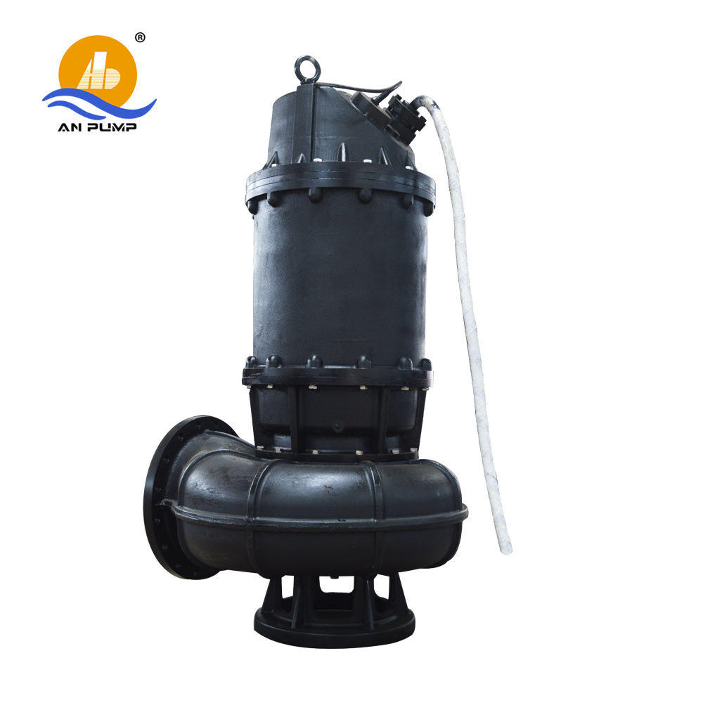 OEM Dirty Water Electric Centrifugal Submersible Sewage Pump