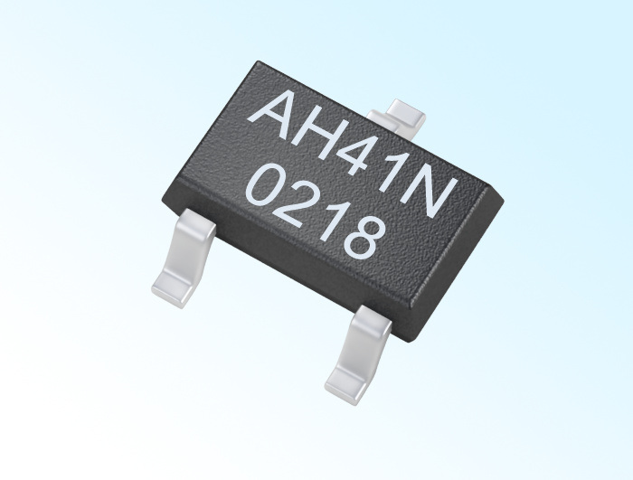 Hall Effect Sensor (AH3041N) , Hall Switch, Magnetic Sensor, Bipolar Sensor
