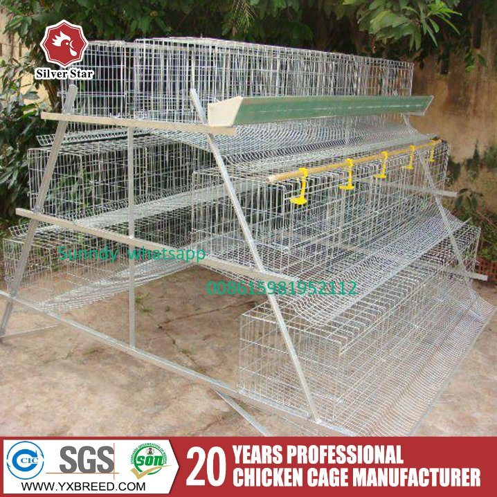 Cheap Farm Machinery Wire Mesh Poultry Equipment Bird Cage