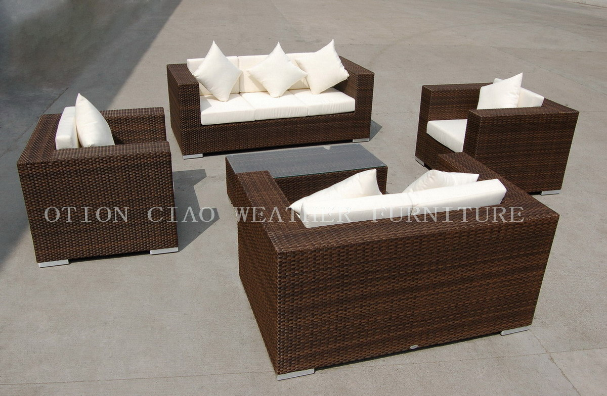 China Wicker Hotel Sofa Set GS 6430 for Hotel and Home  : Sofa Set GS 6430 Series  from ocw-furniture.en.made-in-china.com size 1200 x 784 jpeg 235kB