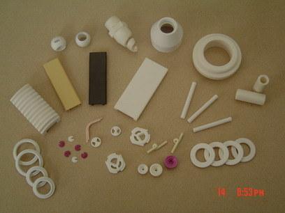 Technical Ceramic Metallteile Verbinden