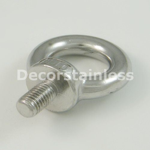 Stainless Steel 277 Shoulder Eye Bolt