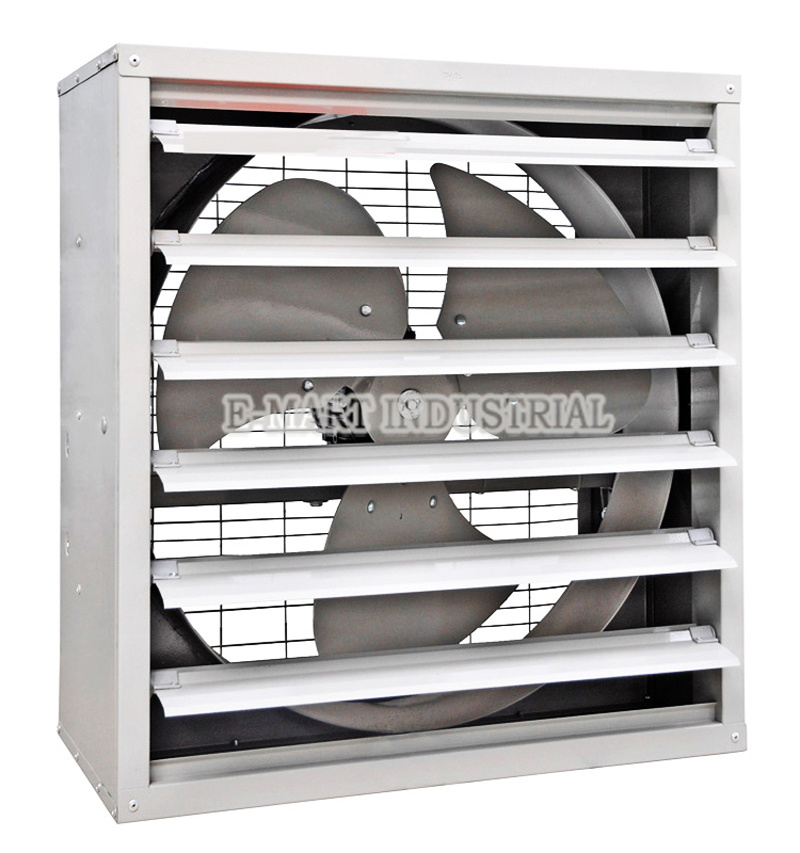 Poultry Greenhouse Exhaust Fan Axial Ventilation and Cooling Fan